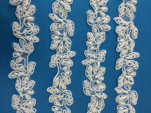 Свадебная ткань