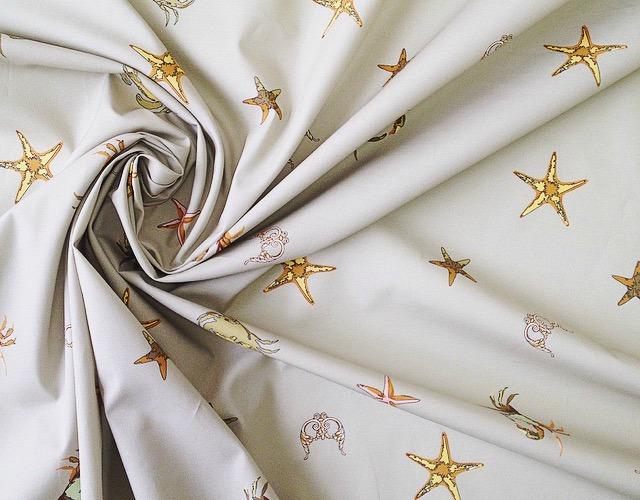 Ткань Версаче (рубашечный хлопок с добавлением эластана)