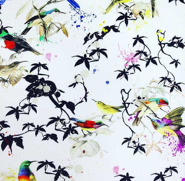 Плательно-блузочная ткань Roberto Cavalli